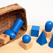 Montessori toy material — Stock Photo #59855705