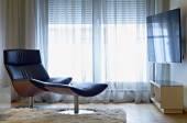 Wohnzimmer innenraum — Stockfoto