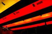 Interiören i en nattklubb — Stockfoto