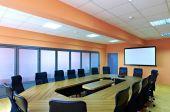 Business meeting room — Stockfoto