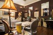 Klasik restoran iç — Stok fotoğraf