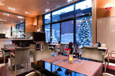 Lounge area of  hotel — Stockfoto