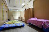 Montessori školka školka učebna — Stock fotografie