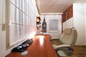 Modern study room — Stock Photo