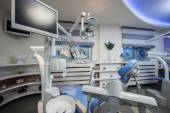 Dentist cabinet interior — Stock Photo