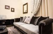 Living room interior — Stock Photo