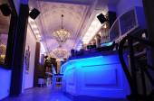 Lounge area of  hotel — Foto Stock