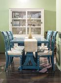 Pěkná kuchyň interiér — Stock fotografie