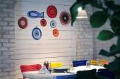 Notion de taverne grecque — Photo