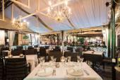 Interior del restaurante clásico — Foto de Stock
