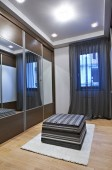 Cosy wardrobe interior — ストック写真