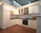 Nice kitchen interior — Stock Photo