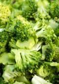 Fresh Broccoli close up — Foto Stock