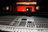 Professional music studio — Stock Photo