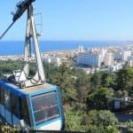 Cable car of Algiers, Algeria — Stock Photo #57546657