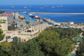 Algiers capital city of Algeria — Stock Photo