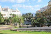 Algiers capital city of Algeria — Stock Photo