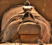 Statue of Ramses II — Stock Photo