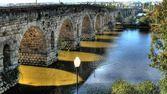 Puente romano — Foto de Stock