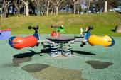 Children Park attraction — Stock Photo