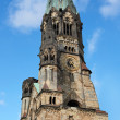 Kaiser Wilhelm Memorial Church — Stock Photo #69557081