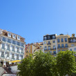 Colorful buildings of Lisbon — Stock Photo #74467951