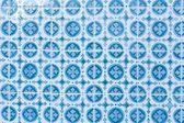 Patroon tegels in lissabon — Stockfoto