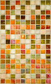 Colorful marble tiles — Stock Photo