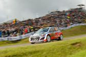 Thierry Neuville, Hyundai motorsport — Stock Photo