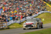 Mads Ostberg, Citroen World Rally Team — Foto Stock