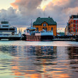 Stavanger port — Stock Photo #54614765