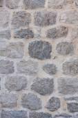 House wall made of natural stone — Zdjęcie stockowe
