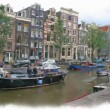 Streets of Old Amsterdam — Stock Photo #80845264