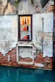 Corner in Venice — Foto Stock