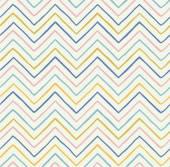 Het elegante zigzag naadloze patroon — Stockvector