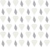 Diamond illustration background — Stock Vector