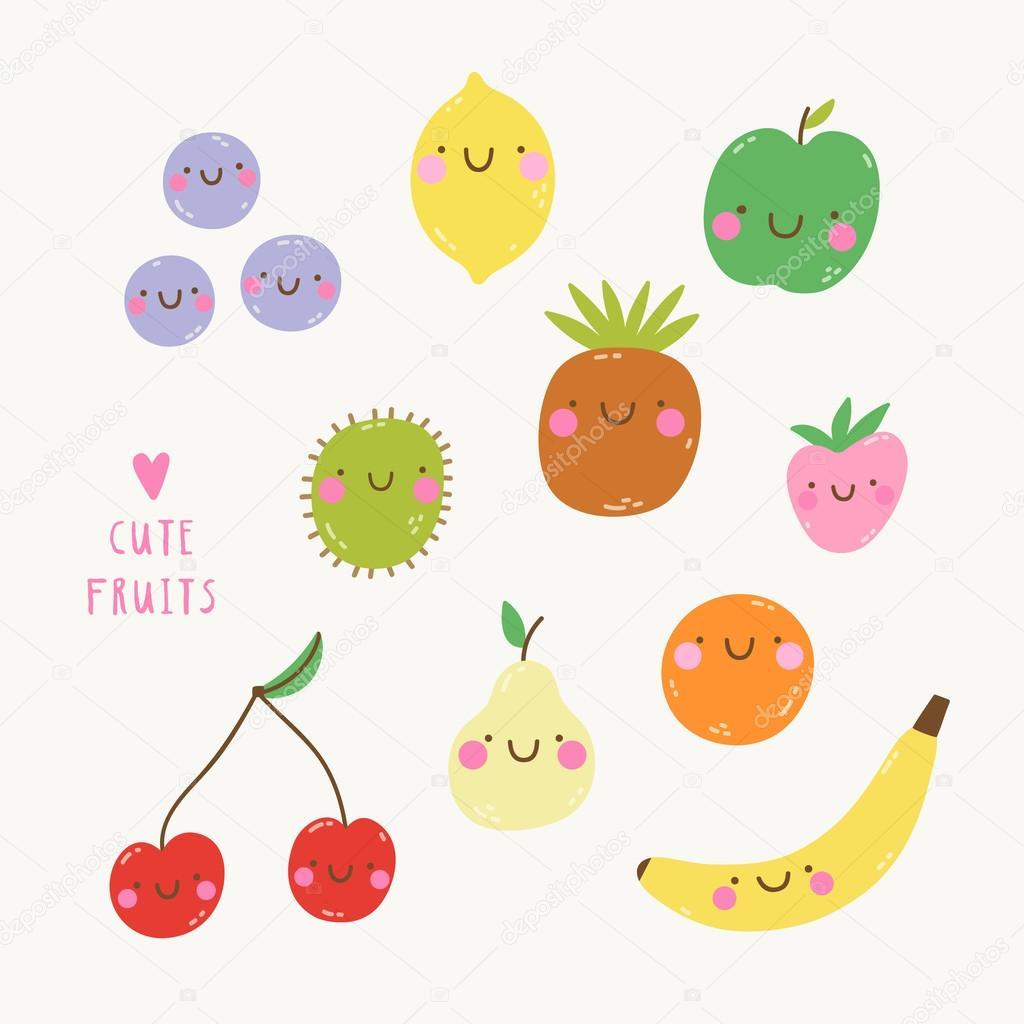 Как сделать рисунки фрукты