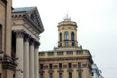Minsk city architecture — Foto de Stock