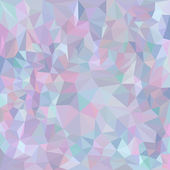 Abstract vector triangular blended geometric background — Stockvektor