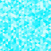 Blended lighting abstract geometric background — 图库矢量图片