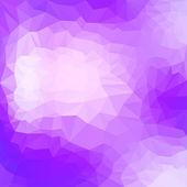 Blended lighting abstract geometric background — Stockvektor