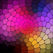 Abstract vector background géométrique — Vecteur