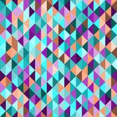 Abstract triangular polygonal geometric background  — Stok Vektör