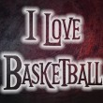 I Love Basketball Concept — Stock Photo #56215539