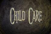 Child Care Concept — Stock Photo
