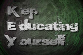 Koncepce vzdělávání — Stock fotografie