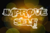 Improve Self Concept — Stock Photo