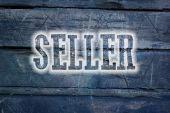 Seller Concept — Stock fotografie