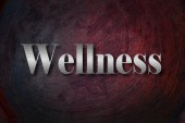 Wellness background with text — Stock Photo
