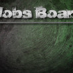 Jobs Board Concept — Stock Photo #56273795